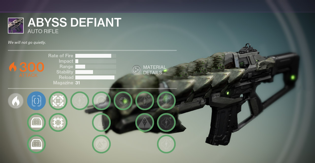 Best destiny primary weapons as of july 2015 - Weapons Primary