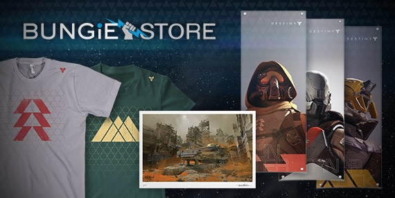 Bungie Store
