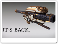 Official Iron Gjallarhorn Destiny: Rise of Iron Pre-order Trailer
